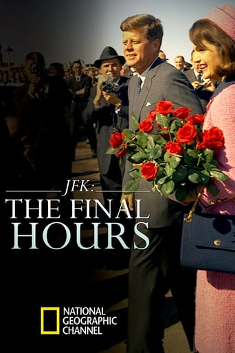 Poster of JFK: The Final Hours