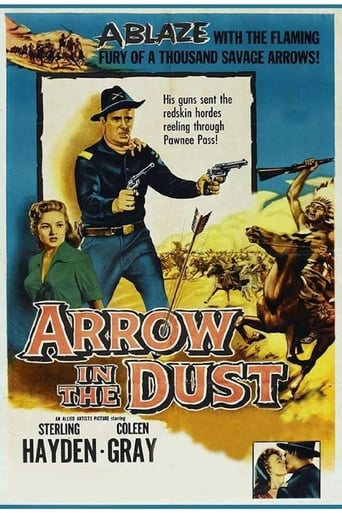 Poster of Arrow In The Dust