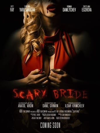 Scary Bride Poster