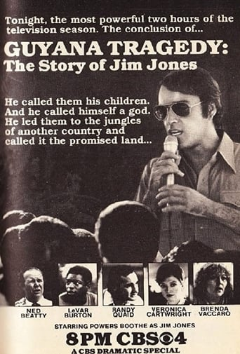Poster of Guyana Tragedy: The Story of Jim Jones
