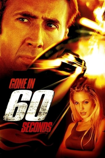 Poster of Gone in Sixty Seconds