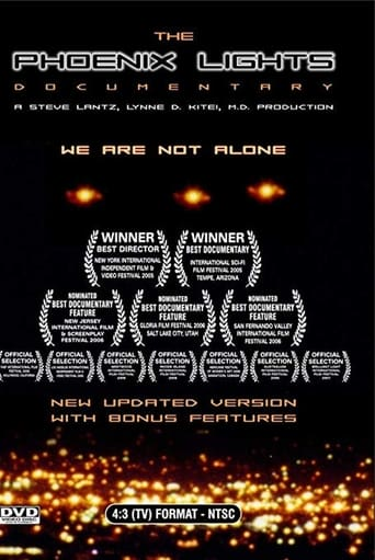 The Phoenix Lights...We Are Not Alone