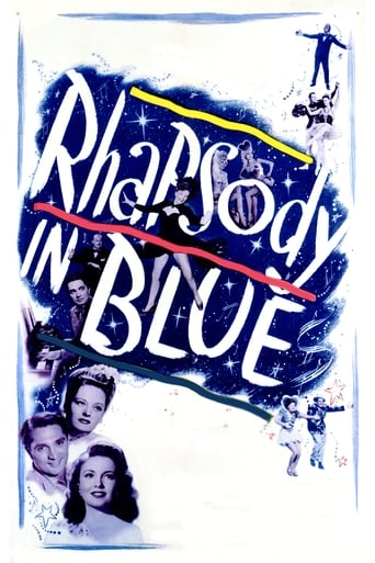 Poster of Rhapsody in Blue