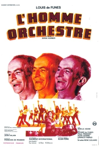 voir film L'homme orchestre streaming vf