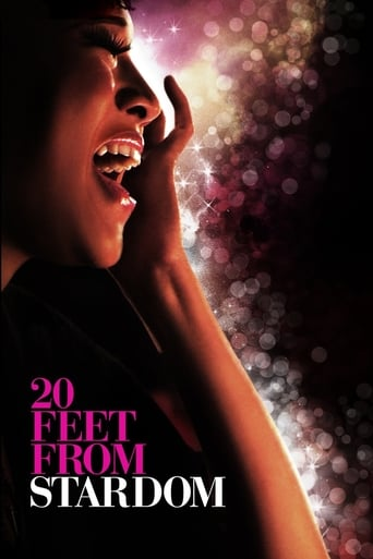 Poster of 20 Feet from Stardom