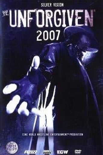 Poster of WWE Unforgiven 2007