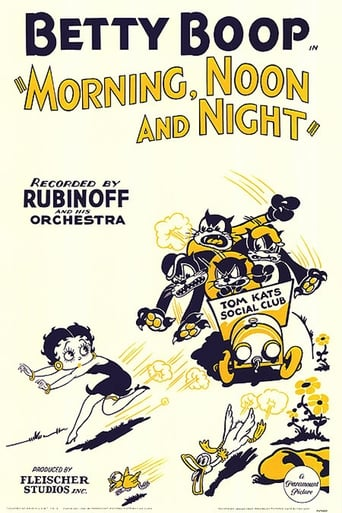 Morning, Noon and Night Movie Poster