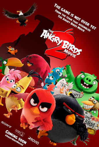 Poster of Angry Birds