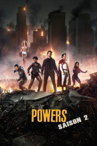 portada Powers