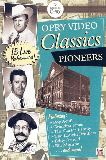 Poster of Opry Video Classics: Pioneers