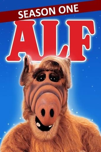 ALF, o Eteimoso 1ª Temporada - Poster