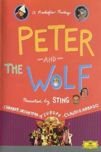 Poster of Peter and the Wolf: A Prokofiev Fantasy
