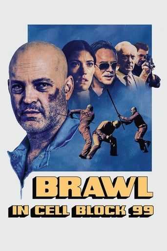Siaubinga kamera, 99 blokas / Brawl in Cell Block 99 (2017)