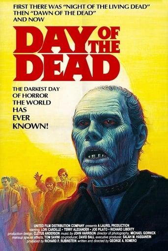 Mirusiųjų diena / Day of the Dead (1985) žiūrėti online