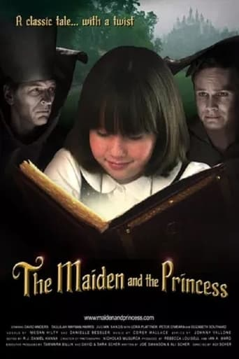 Poster of The Maiden and the Princess