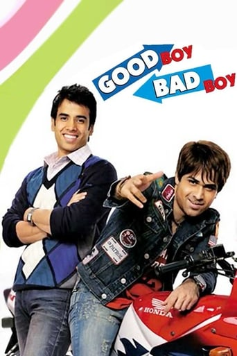 Poster of Good Boy, Bad Boy