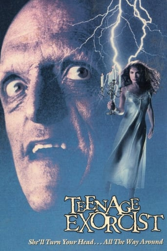 Poster of Teenage Exorcist