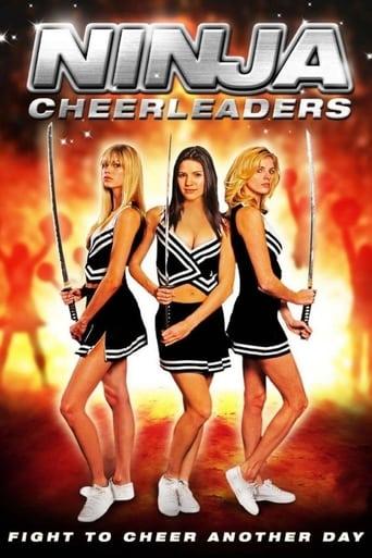 Poster of Ninja Cheerleaders