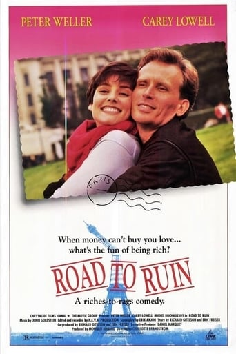 Poster of Road to Ruin