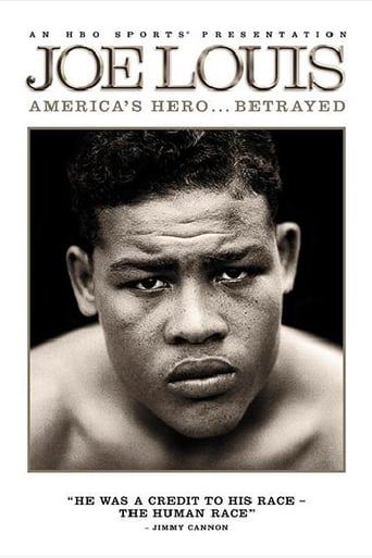 Poster of Joe Louis: America's Hero Betrayed