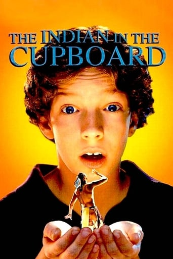 Poster of The Indian in the Cupboard