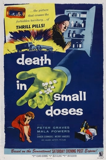 Poster of Death in Small Doses