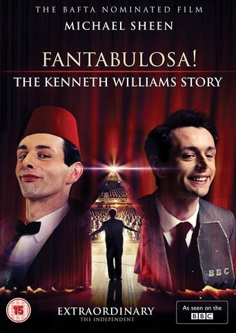 Poster of Kenneth Williams: Fantabulosa!