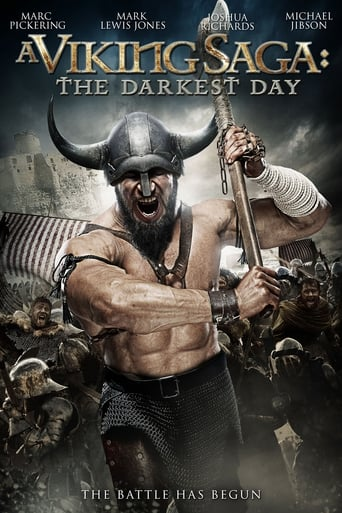 Poster of A Viking Saga: The Darkest Day