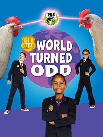 Poster of Odd Squad: World Turned Odd