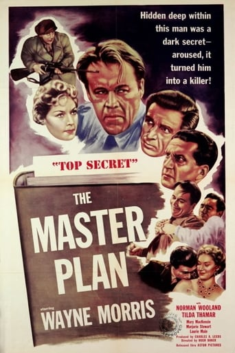 Poster of The Master Plan