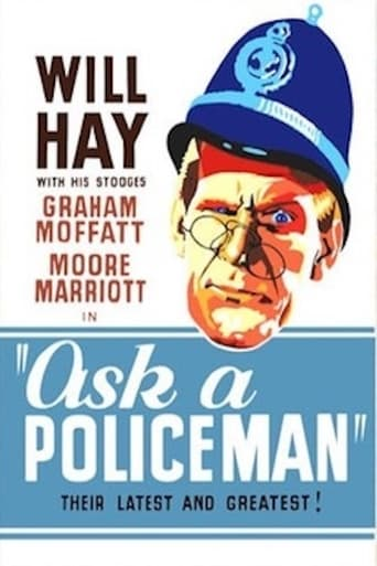 Poster of Ask a Policeman