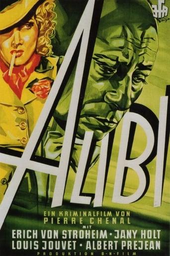 Poster of L'alibi
