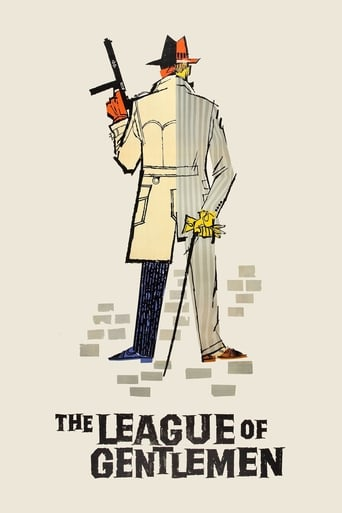 Poster of The League of Gentlemen