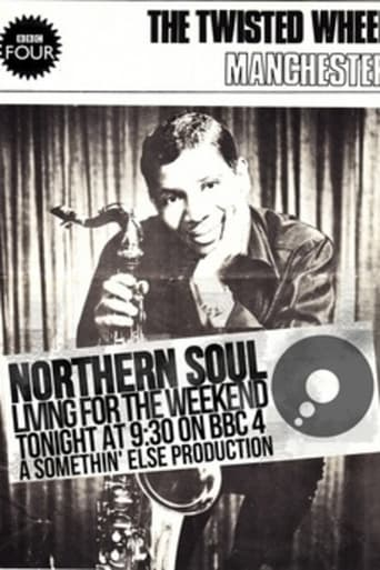Poster of Northern Soul: Living for the Weekend