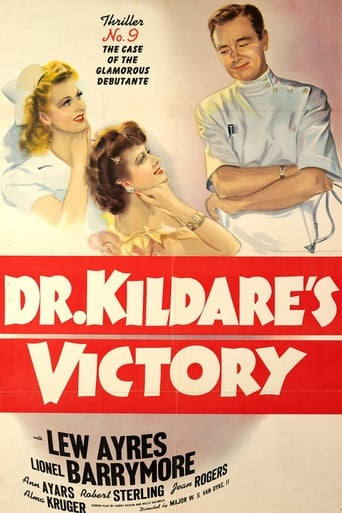 Poster of Dr. Kildare's Victory