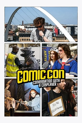 Comic Con: Conversation with a Cosplayer
