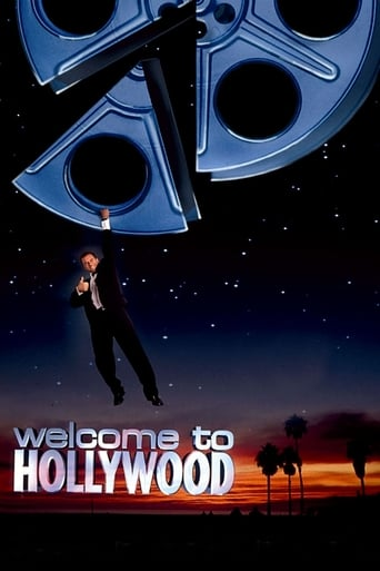 Poster of Welcome to Hollywood