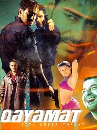 Poster of Qayamat: City Under Threat