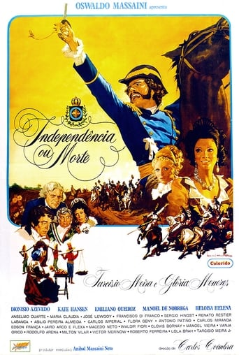 Poster of Independência ou Morte