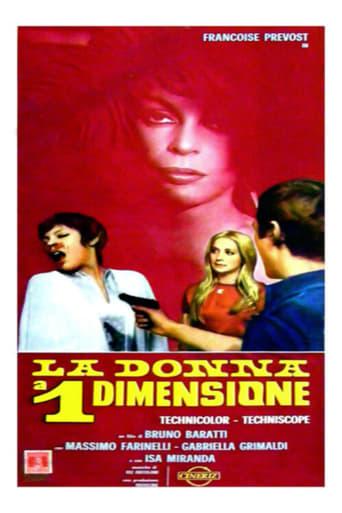 Poster of La donna a una dimensione