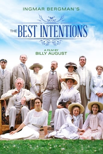 Poster of The Best Intentions