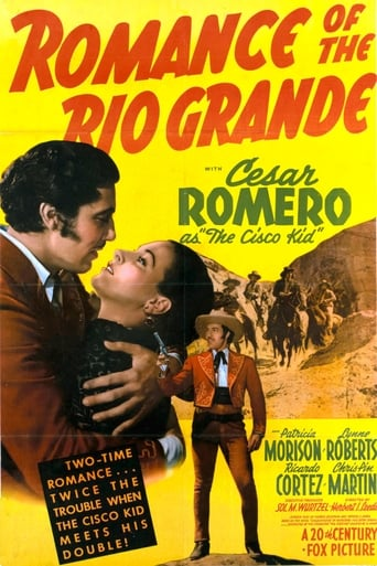 Poster of Romance of the Rio Grande
