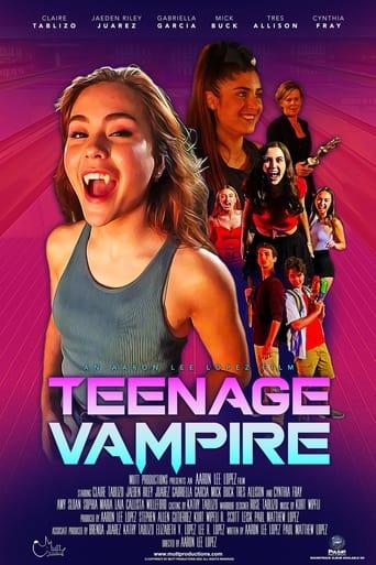 Teenage Vampire Poster