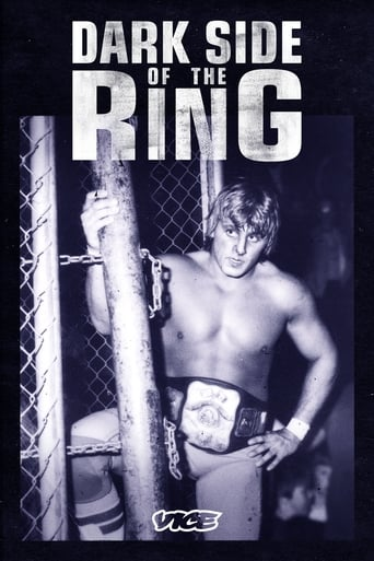 Poster of Dark Side of the Ring