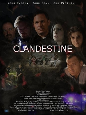 Poster of Clandestine