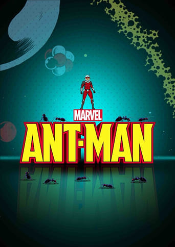 poster of Marvel's Ant-Man