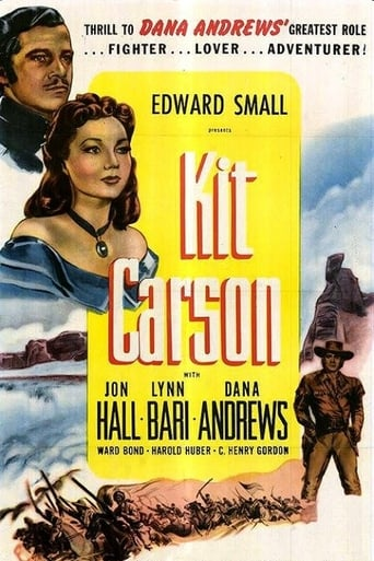 Poster of Kit Carson