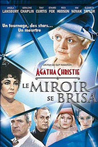 Poster of Le miroir se brisa