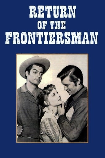 Poster of Return of the Frontiersman