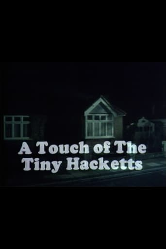 Poster of A Touch of the Tiny Hacketts